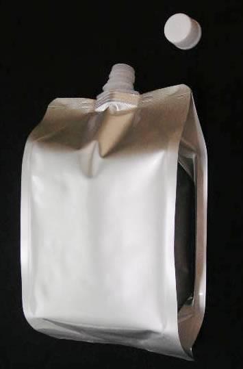 アルミ21口径キャップ袋2000ml 165×110×290 400枚