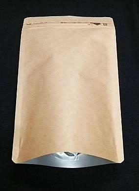 クラフト(茶色)アルミチャックスタンド140×200+41
