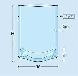厚口NYスタンド600ml 0.155×150×210+41 1,200枚