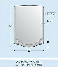 銀レトルトアルミスタンド0.096×120×180+34.5