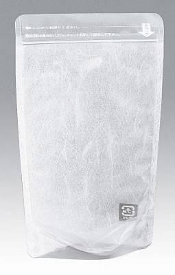 チャック付片面雲流スタンド 120×185+34 1,000枚